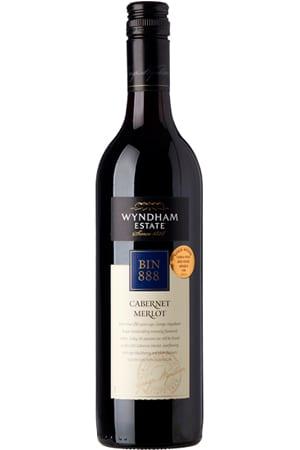 Wyndham Estate Bin 888 Merlot/Cabernet