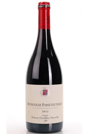 Bourgogne Passe-tout-grain, Bourgogne Frankrijk