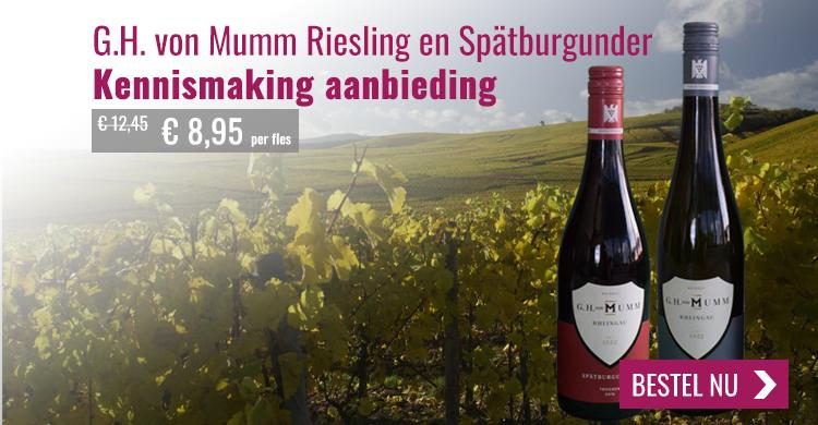 MUMM-kennismaking-aanbieding-rode-en-witte-wijn