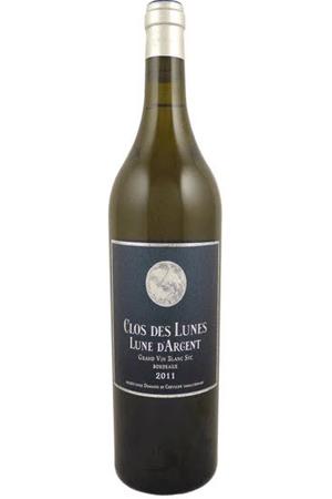 Clos des Lunes Lune d'Argent Bordeaux Blanc 2017