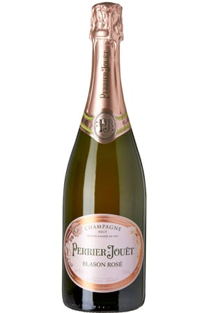 Perrier Jouet rose champagne