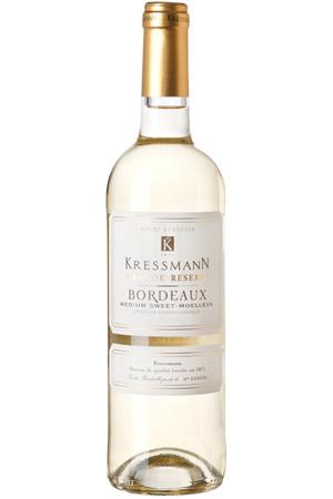 Kressmann Bordeaux Bl Moelleux Grande Reserve