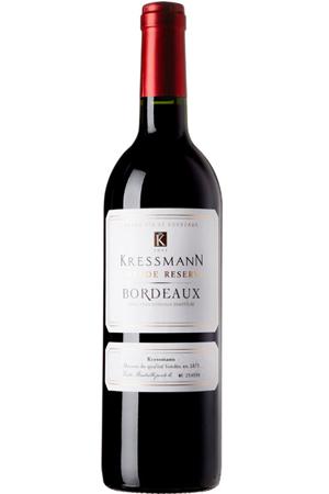 Bordeaux rouge grande reserve