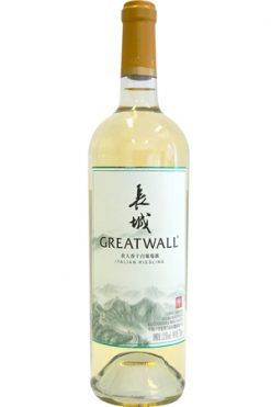 Great Wall Italian Riesling