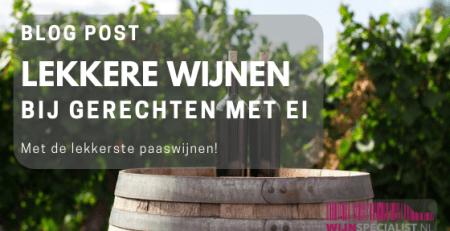 wijn bij eigerechten