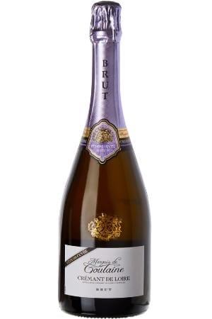 Marquis de Goulaine crémant Rose de Loire