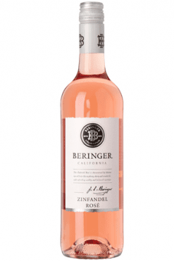 Beringer classic zin rose