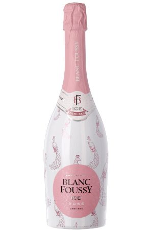 Blanc foussy ice rose demi-sec