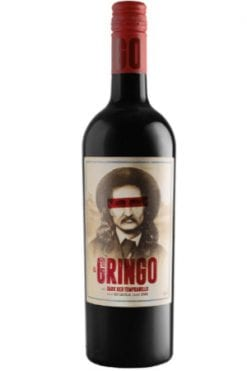 El Gringo Dark Red Tempranillo