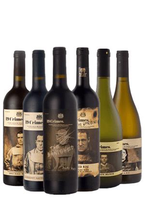 19 Crimes Proefpakket | Wijnspecialist