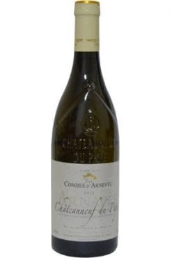 Quiot Châteauneuf-du-Pape Les Combes d'Arnevels Blanc