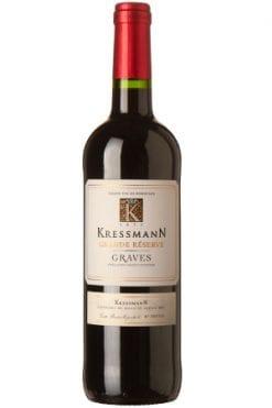 Kressmann grande reserve graves rouge
