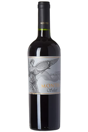 Montes barrel select carmenere