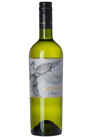Montes barrel select sauvignon blanc