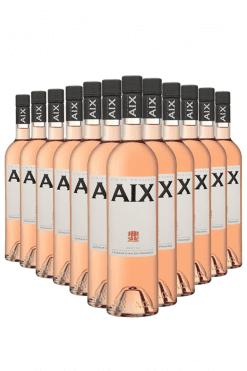 AIX Rosé 12 flessen | Wijnspecialist