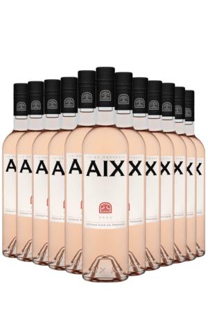 AIX Rosé 2020 - 12 flessen