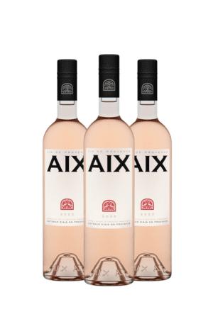 AIX Rosé 2020 - 3 flessen