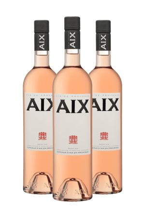 AIX Rosé 3 flessen   Wijnspecialist
