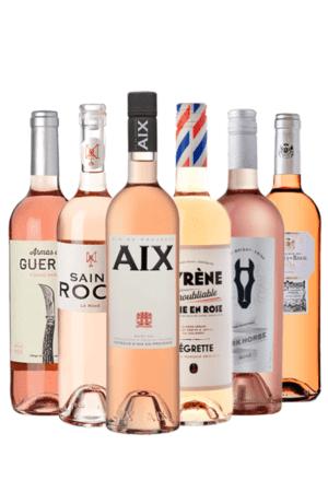 Proefpakket rosé wijn