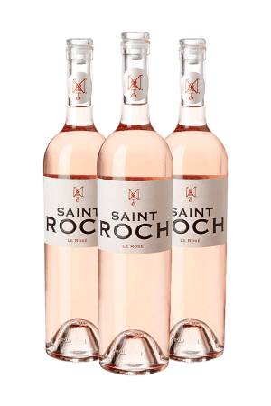 Saint Roch le Rosé - 3 flessen | Wijnspecialist