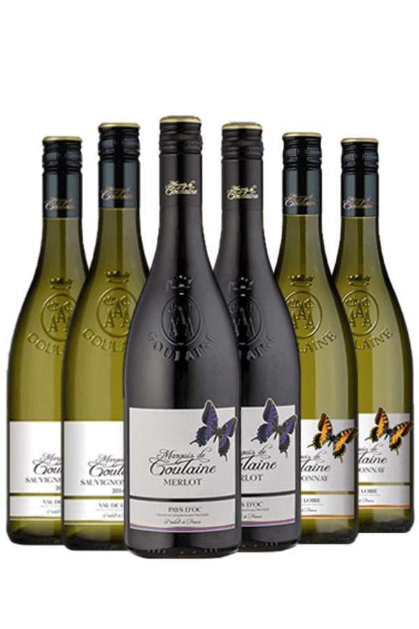Marquis de Goulaine Wijnpakket