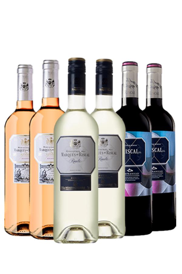 Marques de Riscal Wijnpakket