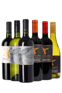 Proefpakket Montes Wijn