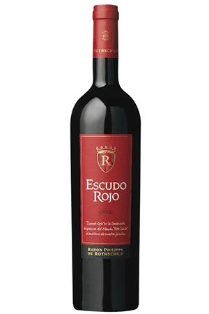 Escudo Rojo Carmenere
