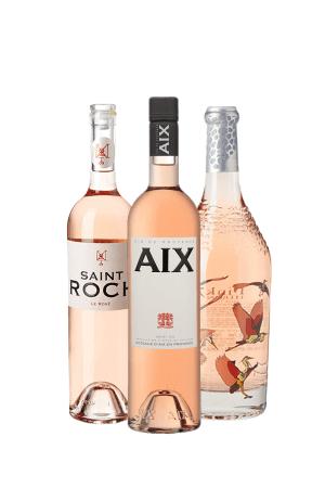 Proefpakket top 3 rose - product specifiek