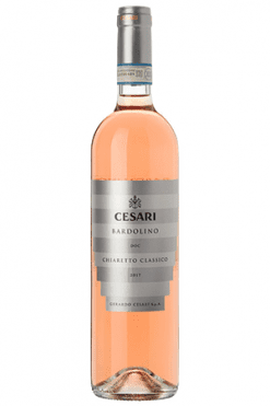 Cesari bardolino chiaretto rose