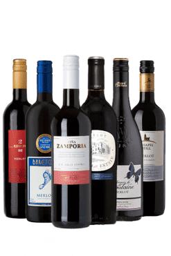 Proefpakket Merlot | Wijnspecialist