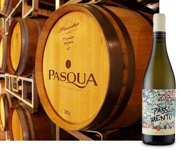 Pasqua Passimento Blanco Romeo & Juliet   Wijnspecialist