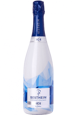 Cremant d'Alsace demi-sec blanc ICE