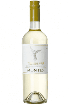 Montes winemaker's choice sauvignon