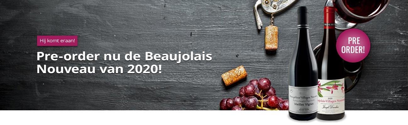 Wijnspecialist | Beaujolais Nouveau 2020