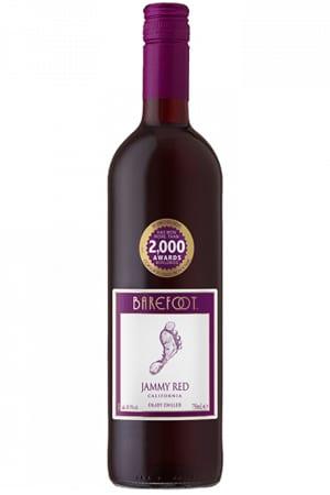 Barefoot Jammy Red | Wijnspecialist