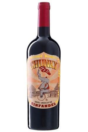 Chunky Red Zinfandel | Wijnspecialist