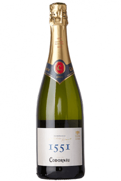 Codorniu 1551 Brut wijn