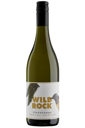 Wild Rock Chardonnay   Wijnspecialist