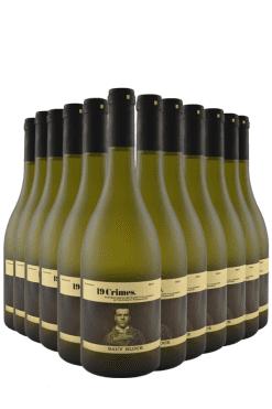19 crimes sauv block - 12 flessen