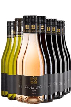 Proefpakket Croix d'Or - 12 flessen