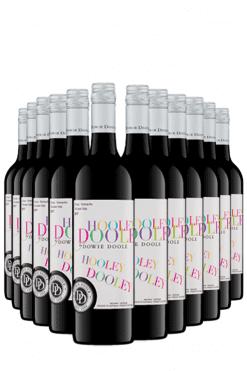 hooley dooley shiraz - 12 flessen