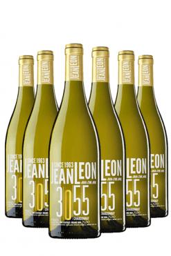 jean leon chardonnay - 6 flessen