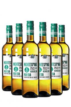 montspina verdejo - 6 flessen