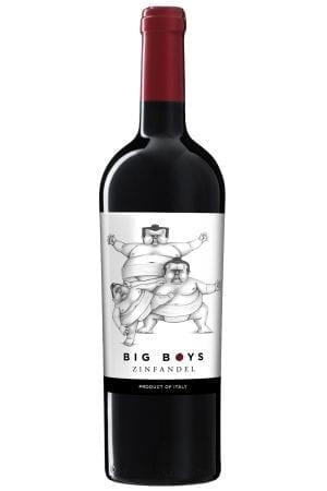 Big Boys Zinfandel | Wijnspecialist