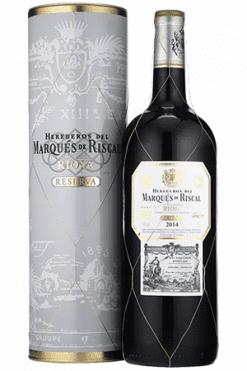 Marqués de Riscal, Rioja Reserva Magnum Gift Tin