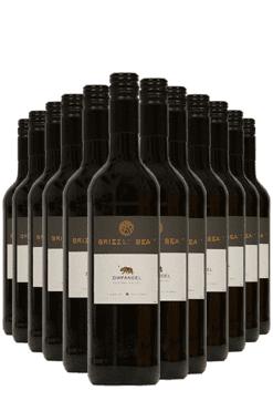 grizzly bear zinfandel - 12 flessen