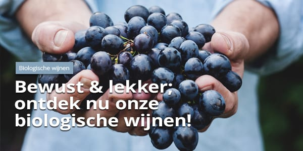 Biologische wijnen | Wijnspecialist