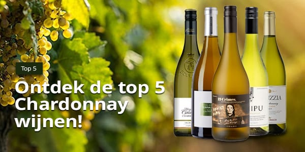 Top 5 Chardonnay | Wijnspecialist