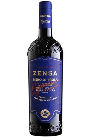 Zensa Nero Di Troia Puglia IGP Bio 2019